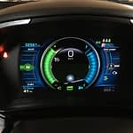 Chevy Volt Rear Dashboard Display