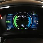 Chevy Volt Rear Dashboard Display