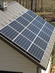 Brighton Honey Solar Array