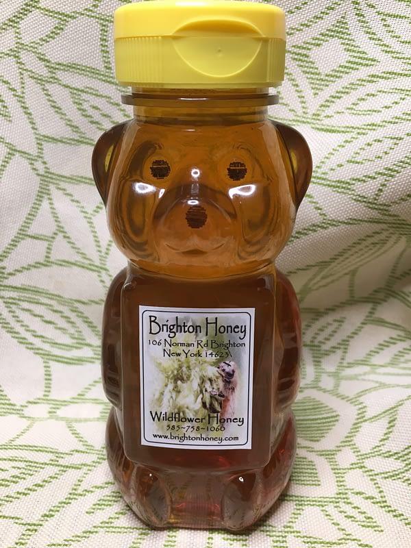 Brighton Honey Fall Dark Honey Bear
