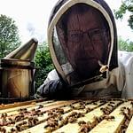 ward graham beekeeping Aug 2021 BrightonHoney.com