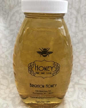 Spring Honey 16oz brightonhoney.com
