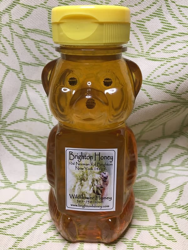 Brighton Honey Spring Light Honey Bear