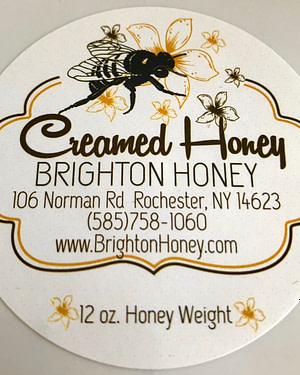 Creamed Honey - Brightonhoney.com